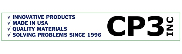 CP3 Inc. Innovative Products Made in USA