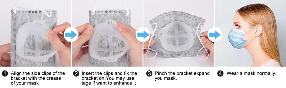 face mask frame