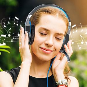 While Enjoying the Music