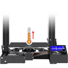 3D Printer Kit with Power Resume Function 220x220x250mm