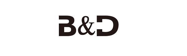 B&D stylus logo