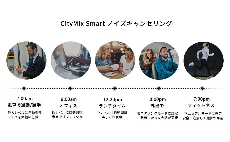 CiyMix Smart, details