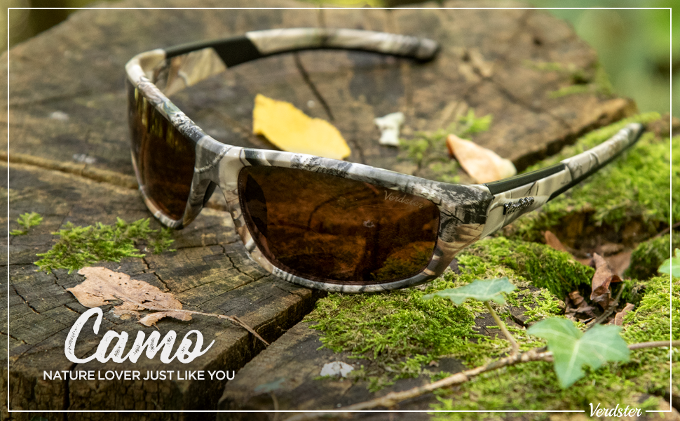 camo camouflage fishing for gifts glasses hunting men sunglasses xl