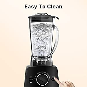 easy to clean dishwasher accessible blender easy cleaning one touch cleaning personal blender