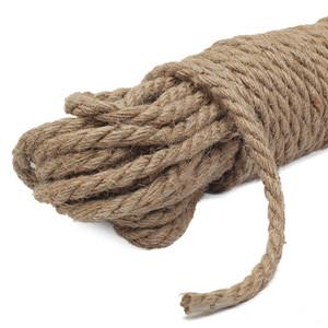 Biodegradable Jute Twine Rope