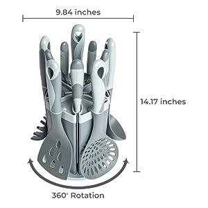 360 Degree Rotational Storage