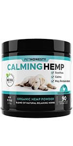 PetHonesty Calming Hemp Chews