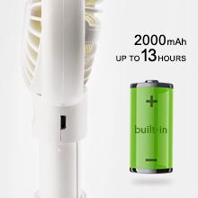 Battery fan