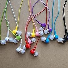 Wholesale Bulk Pack of 10 Headphones