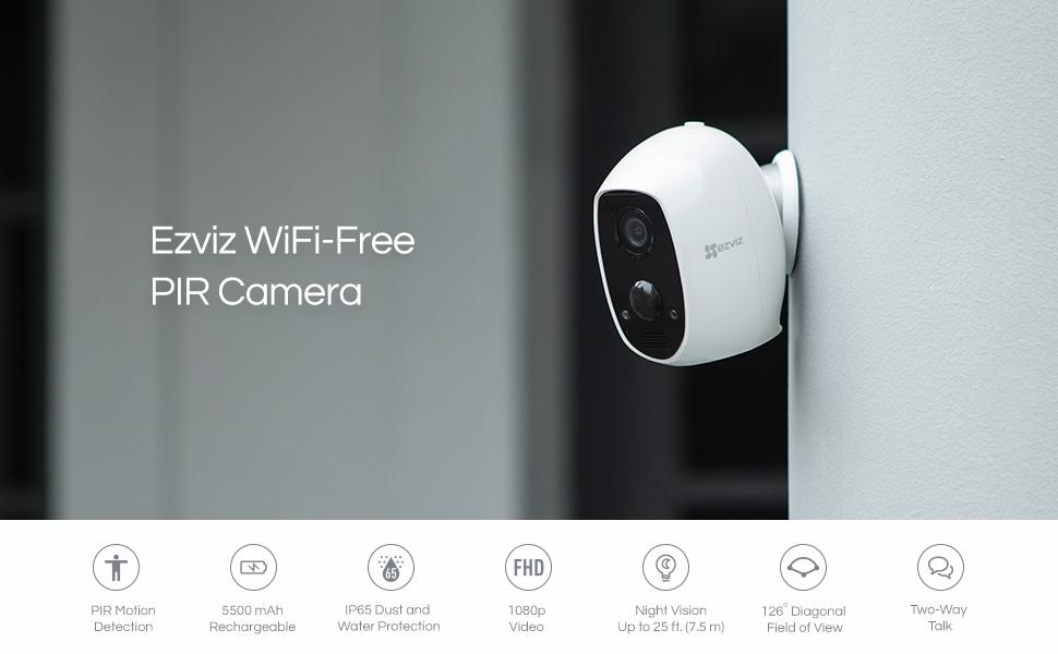 EZVIZ Battery Camera