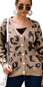 womens knit outwear