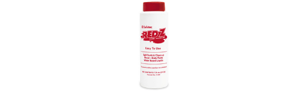 Red Z 7.75 oz. Shaker Top Bottle Spill Control Solidifier