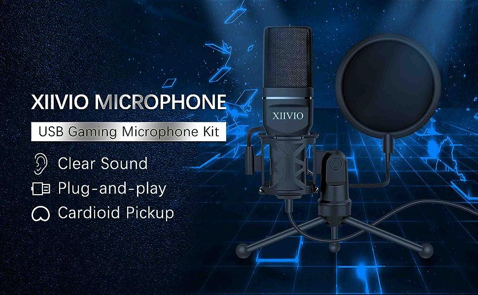 XIIVIO Microphone