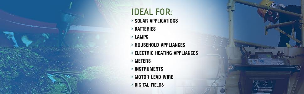 8 AWG Solar Wire