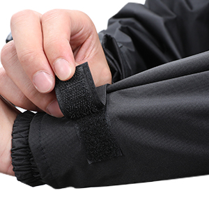 double-layer cuff tightening