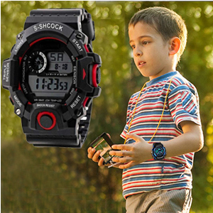 Kids Digital Watches for Girls Boys