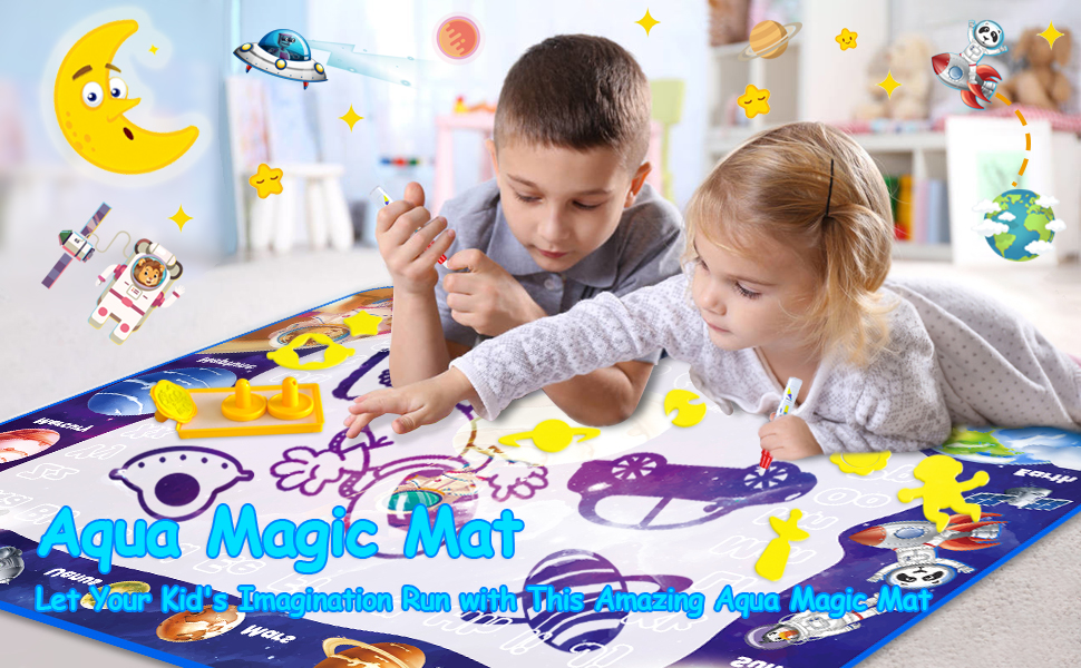 magic doodle mat