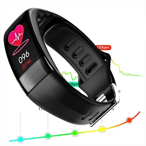 fitness watch with Heart Rate and blood oxygen, great gift for women and kids
