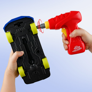 Build A Car Kit Stem Toys with Tool Set for Boys & Electrical Drill Tool DIY Car Toy Gift for Kids