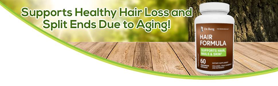 Healthy Hair Loss Supplement