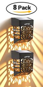 solar lights outdoor outdoor solar lights solar fence lights solar deck lights