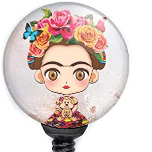 Frida Kahlo Badge Reel