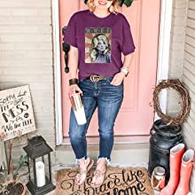 vintage graphic tees for women