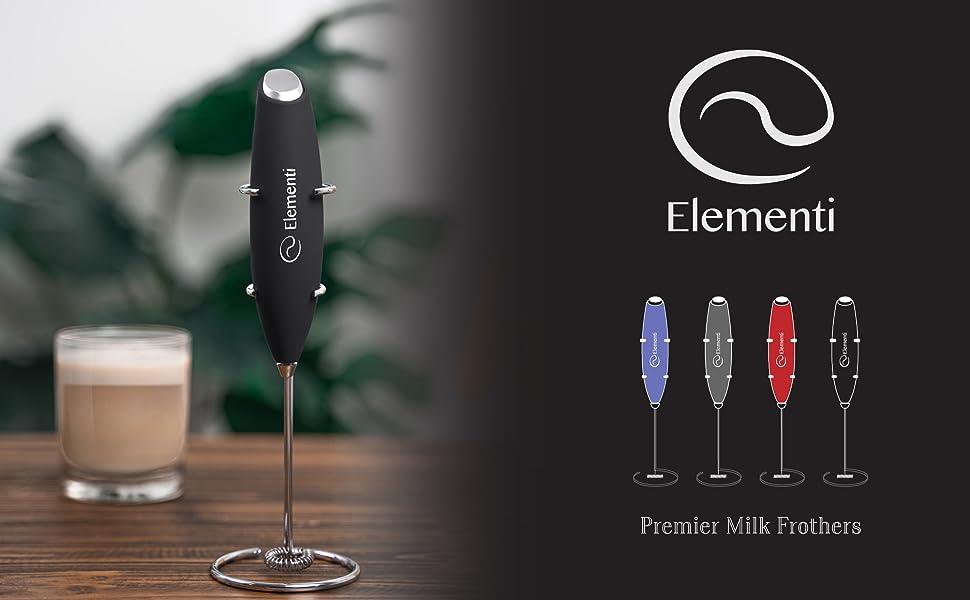 elementi milk frother