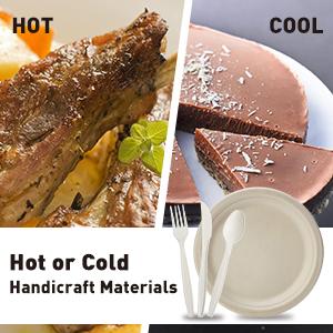 Safe for HOT & COLD food