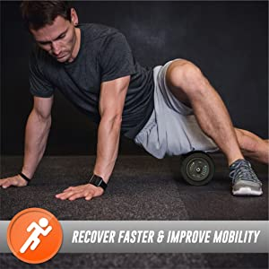 vibrating foam rolling fitness workouts vibranting massage foam roller exercise deep tissue