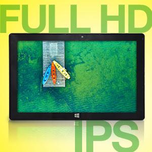 Fukk HD IPS High definition quality screen