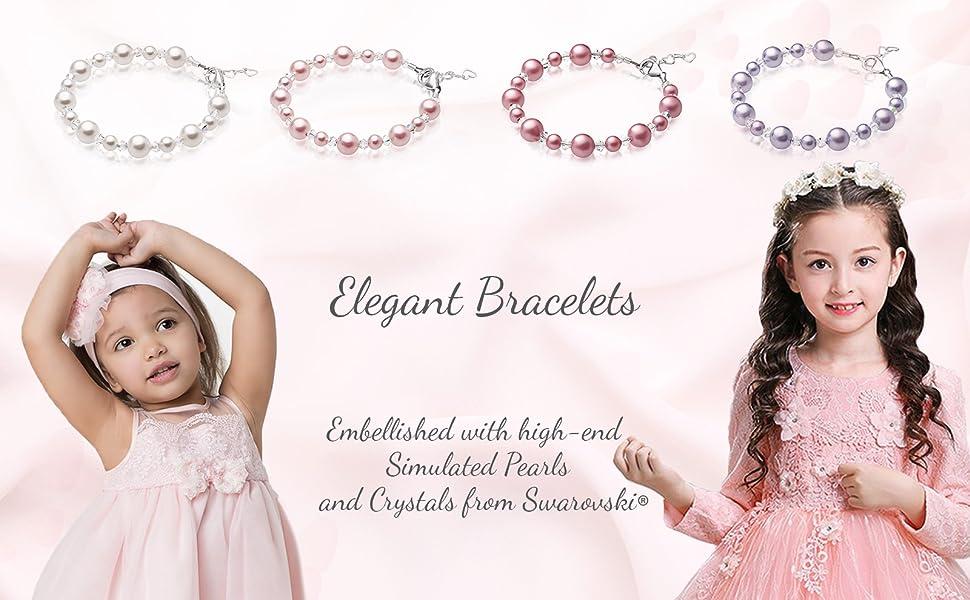 Newborn and infant Baby Bracelets