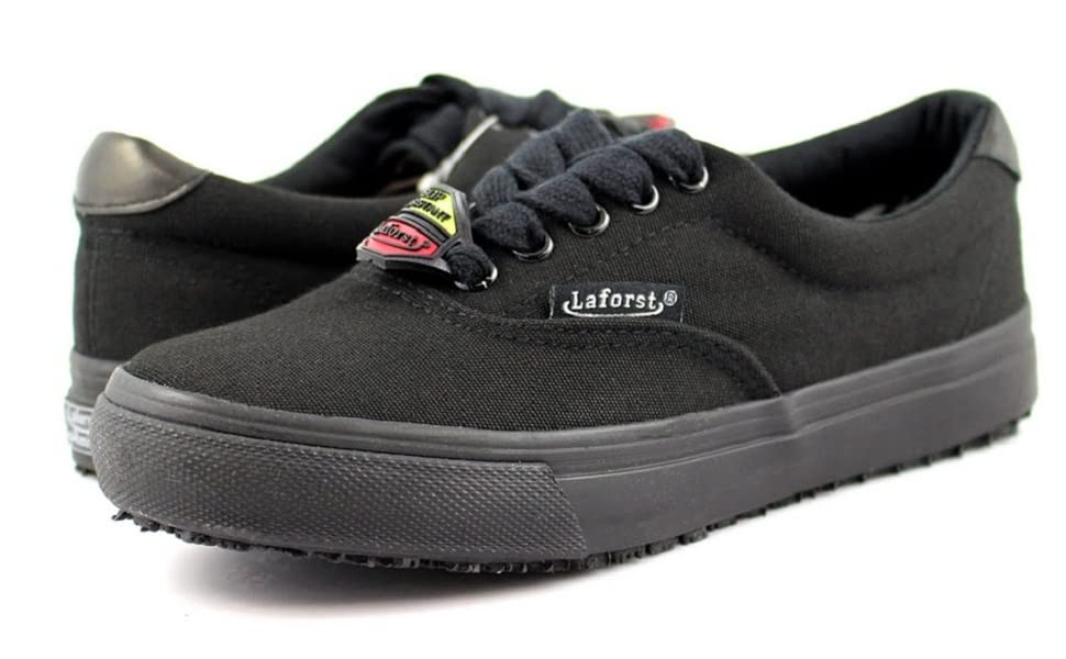 Laforst Cheryl Slip Resistant Shoes Black