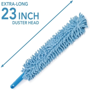 Kitchen, Car, Ceiling, and Fan Dusting Office Fan Cleaning Brush with Long Rod best quality