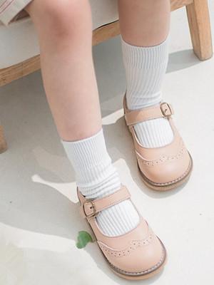 Girl's Flat Dress Shoes