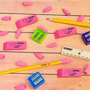 Pink Eraser Top
