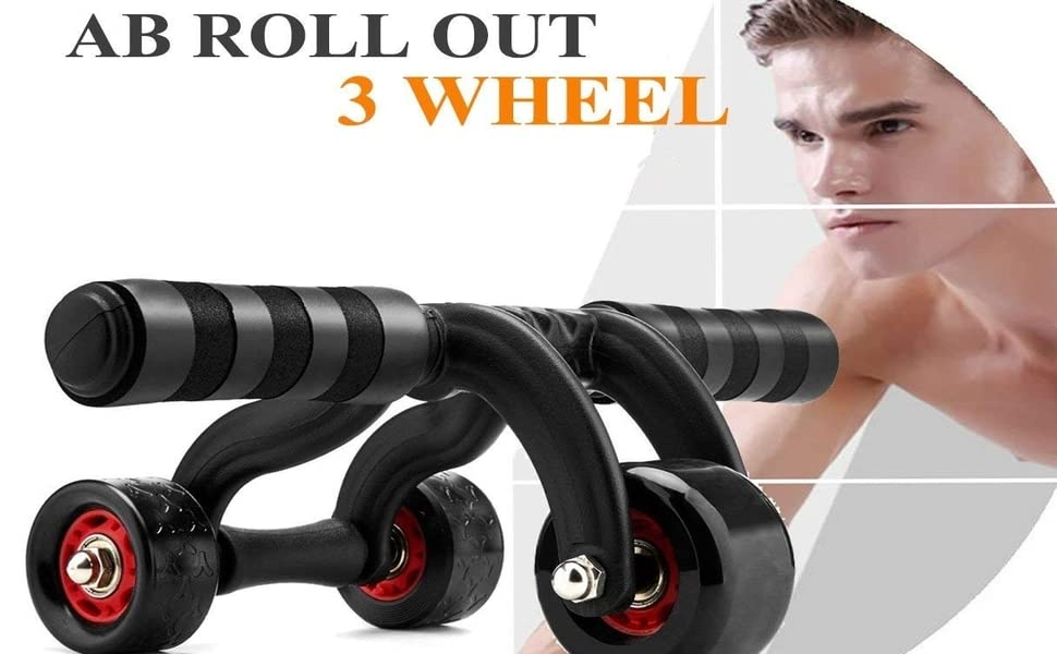 ab roller 3 wheel