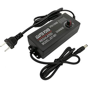 3-12V 5A Adjustable Power Supply