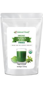 Alfalfa Juice Powder