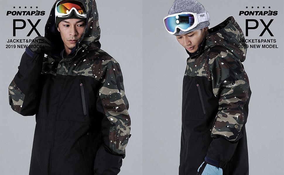 スノーウェア スノボウェア スキーウェア ウエア 男性用 女性用 スノボーウェア 19-20 新作 おしゃれ スノーボード ウェア スノボ ウェア スキー スノボー ジャケット パンツ 防寒 滑雪服