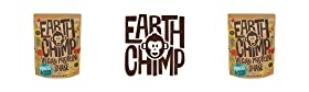 EarthChimp plant based protein powder vegan dairy free gluten free meal replacement