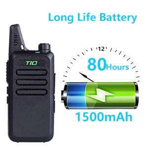 walkie talkies Rechargeable