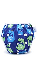 storeofbaby Baby Swim Diapers Reusable Washable Swimpants Summer Beach Swimwear