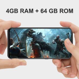 haute capacité smartphone