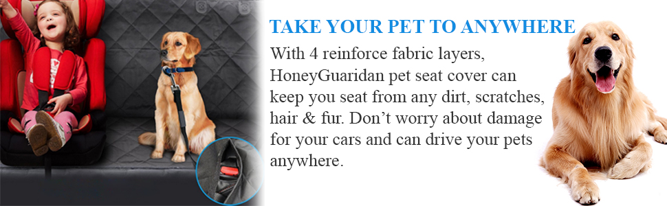 Dog Seat Car cover
