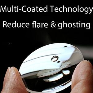 lens coating technology