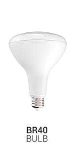 BR40 led bulb