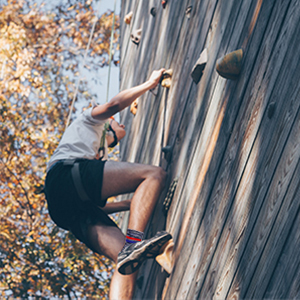 Männer Socken Frauen Klettern Weich Atmungsaktiv Gedruckt Wärmer Knöchel