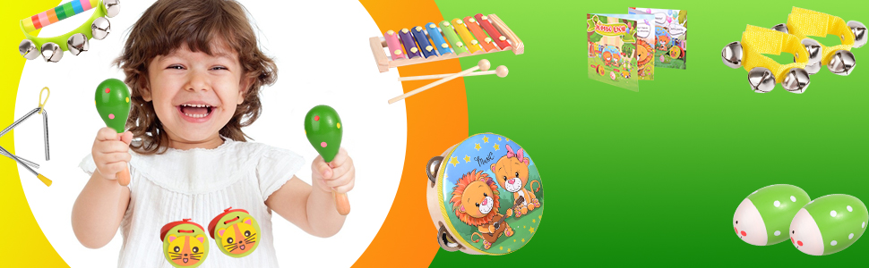 It's a creative method of teaching children about music. Different with traditional way.