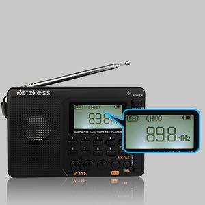 radio portable radio
